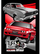 TUFF MOUNTS--- DC2019--- LIMITED EDITION T SHIRTS