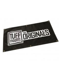 TUFF MOUNTS The Originals SHED BANNER