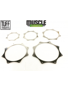 """TURBO TRIM RINGS to suit 5"""" Pipe"""