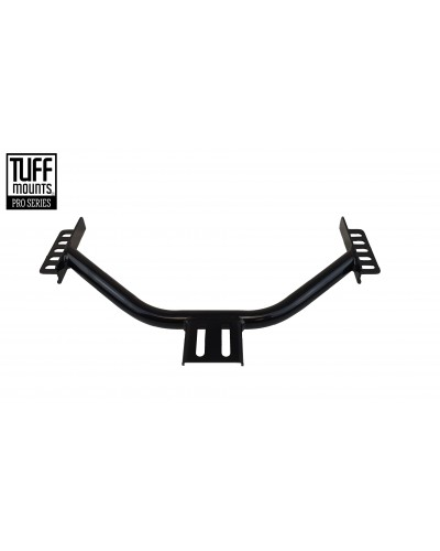 TUFF MOUNTS TUBULAR GEARBOX CROSSMEMBER TO SUIT XR-XY FALCON WITH A  T400 TRANS (Barra Conversion)