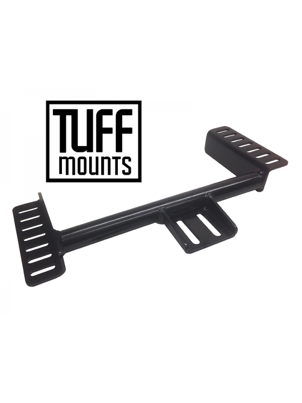 TUFF MOUNTS TUBULAR GEARBOX CROSSMEMBER to suit VL-VS COMMODORE with T400