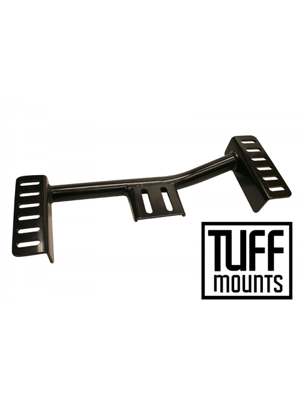TUFF MOUNTS TUBULAR GEARBOX CROSSMEMBER to suit VL-VS COMMODORES with 4L Transmissions