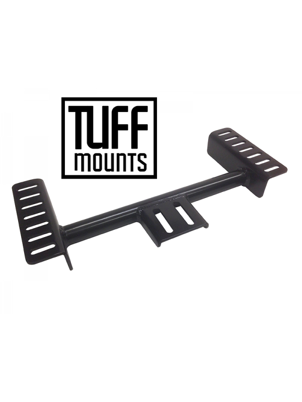 TUFF MOUNTS TUBULAR GEARBOX CROSSMEMBER to suit VB-VK COMMODORE's with 4L60