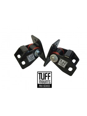 TUFF MOUNTS (Pair) Engine Mounts to suit 308 in HQ-WB, LH-LX, LC-LJ Torana