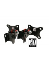 TUFF MOUNTS (Pair) to suit LS Engine Conversion into VL Commodores with the  6cyl K-frame.