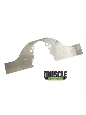 MUSCLE GARAGE, LS ENGINE PLATE