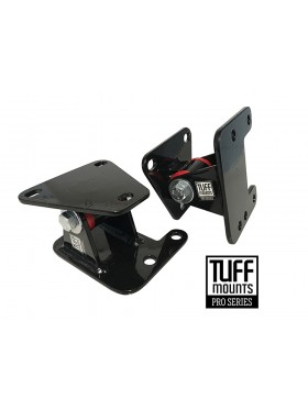 TUFF MOUNTS (Pair) to suit CHEVROLET A Body, Chevelle, El Camino, Monte Carlo