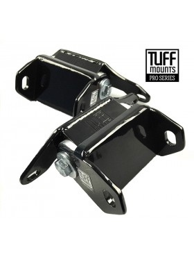 TUFF MOUNTS (Pair) to suit FORD CLEVELAND-WINDSOR V8's
