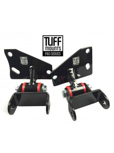TUFF MOUNTS (Pair) to suit 4.0L & Barra Conversion EA-ED Falcons