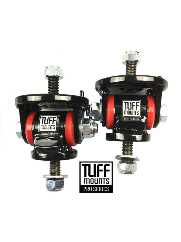 TUFF MOUNTS (Pair) to suit Falcon EF to EL and AU1-2-3, 4.0L & V8