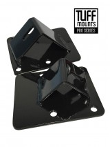 TUFF MOUNTS (Pair) FOR FORD FALCON XR-XY BARRA CONVERSION CHASSIS PLATES