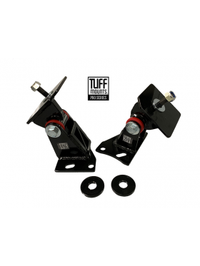 TUFF MOUNTS (Pair) to suit 1979-1993 MUSTANG 'Fox Body' Barra Conversion