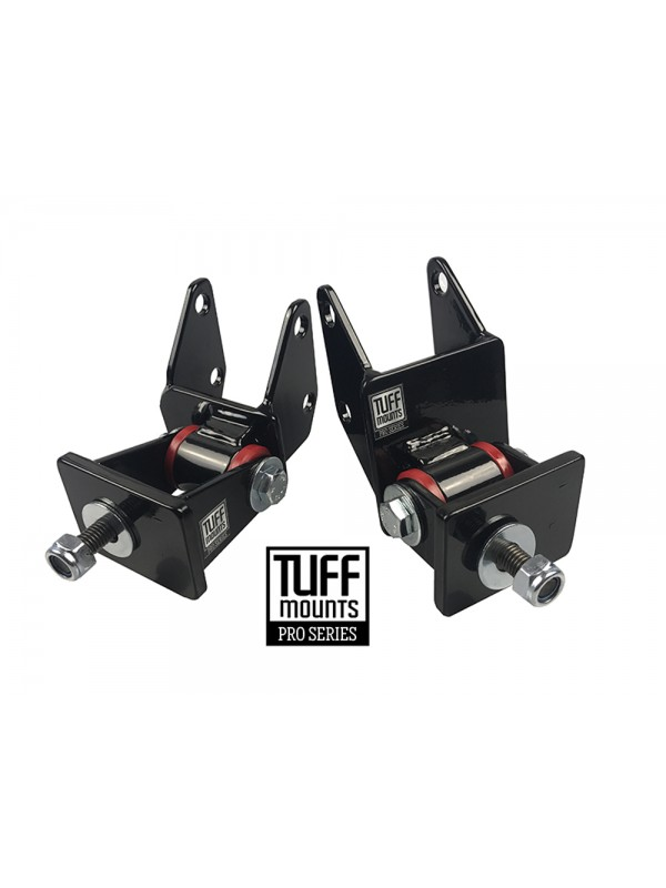 TUFF MOUNTS (Pair) to suit V8 into 6 cyl K frame, AP5 AP6 VC Valiants