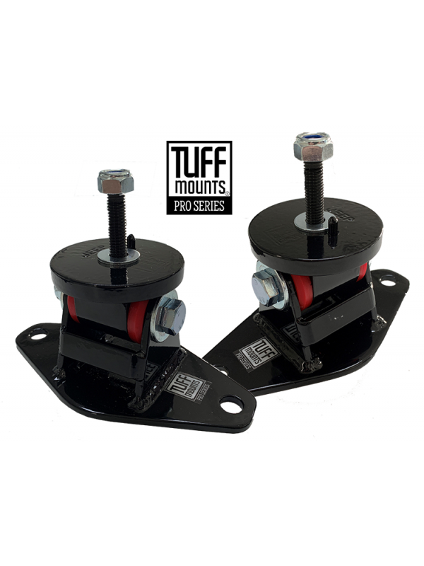 TUFF MOUNTS (Pair) to suit Jeep SRT-8