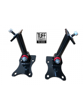 TUFF MOUNTS (Pair) to suit BMW E46 - LS Conversion