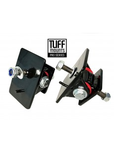 TUFF MOUNTS (pair) to suit NISSAN SKYLINE R32-R34 and GTR