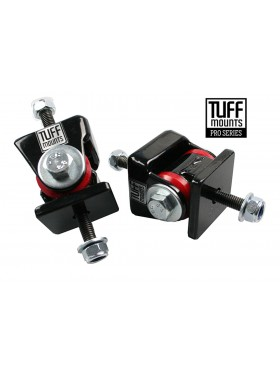 "TUFF MOUNTS (Pair) to suit Nissan ""S"" Chassis Cars with SR20 Silvia"