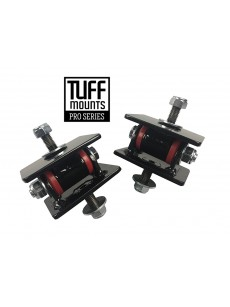 TUFF MOUNTS (Pair) to suit LANDCRUISER 80 & 105 SERIES