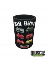 MUSCLE GARAGE BIG GUNS STUBBY HOLDER