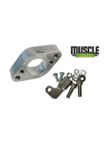 "MUSCLE GARAGE, suit 7/8"" WILWOOD MASTER CYLINDER BILLET ADAPTOR VB-VS COMMODORE"