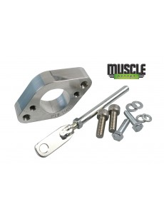 "MUSCLE GARAGE, suit 1"" & 11/8"" WILWOOD MASTER CYLINDER BILLET ADAPTOR VB-VS COMMODORE"