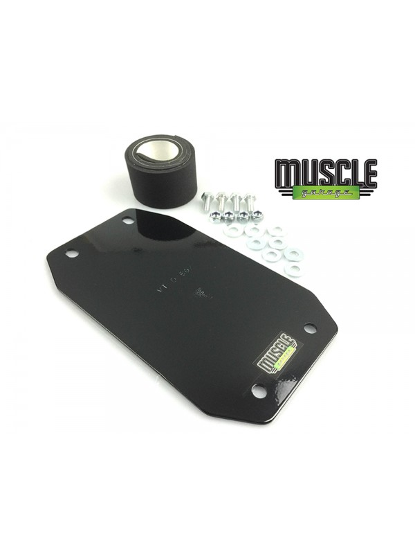 MUSCLE GARAGE, Shifter Plate to suit VT-VZ Commodore