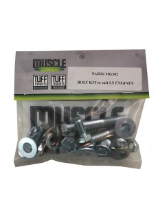 TUFF MOUNTS BOLT KIT to suit LS1 V8 ENGINES