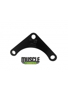 LS FUEL PRESSURE REGULATOR BRACKET  Black