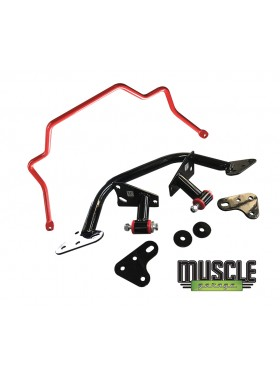 TUFF MOUNTS BARRA CONVERSION KIT into 64-69 Ford Mustang