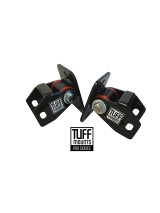 TUFF MOUNTS (pair), Engine Mounts to suit Holden 308 in HK, HT, HG