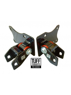 TUFF MOUNTS (Pair) Engine Mounts to suit LS Engines in HK-HT-HG Holden's