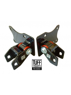 TUFF MOUNTS (Pair) to suit LS1 in HQ-HJ-HX-HZ-WB Holdens Sedan, Wagon, Utes & Coupe's