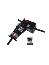 TUFF MOUNTS (Pair) to suit VE & VF COMMODORE - LS ENGINES
