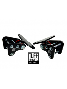TUFF MOUNTS (Pair) to suit MUSTANG, COUGAR & Early Falcon