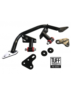 TUFF MOUNTS BARRA CONVERSION into 64-69 Ford Mustang