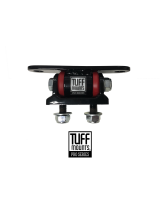 TUFF MOUNTS, Transmission Mount to suit TH400