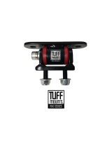 TUFF MOUNTS, Transmission Mount to suit TRIMATIC, POWERGLIDE, M21, TH350, Turbo 350