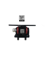 TUFF MOUNTS, Transmission Mount to suit VE Commodore T400